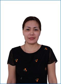 Cô Đinh Thị Phú Hiền