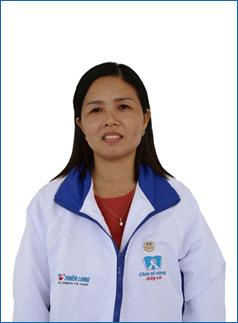 Cô Hoàng Thị Huyên