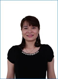 Cô Hà Thị Huyền