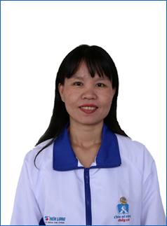 Cô Nguyễn Thị Hương Giang