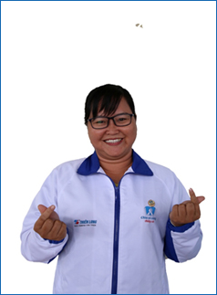 Cô Phạm Thị Thu Thanh