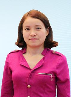 Cô Hoàng Thị Giang
