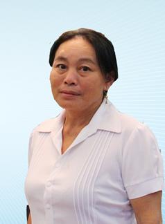 Cô Lê Thị Hằng