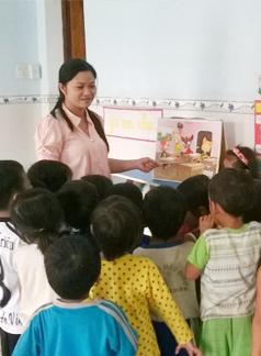 Cô Nguyễn Thị Thu Thủy