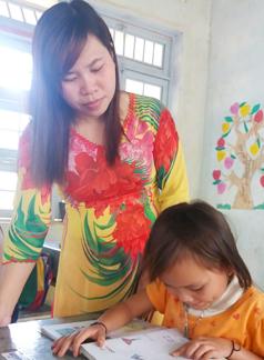 Cô Nông Thị Tuyết