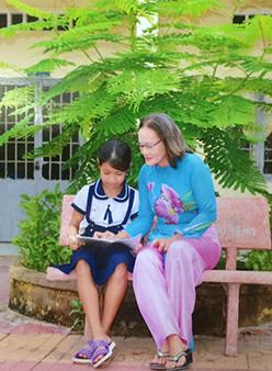 Cô Nguyễn Bạch Yến Phương