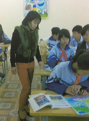 Cô Đoàn Thị Dung