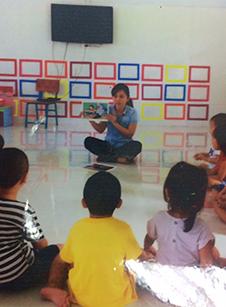 Cô Quảng Thị Thúy Ngân