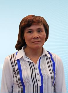 Cô Trần Thị Bình