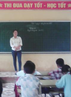 Cô Trương Thị Thư