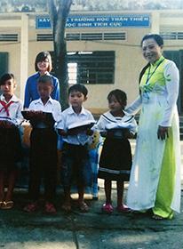 Cô Nguyễn Thị Bích Thủy