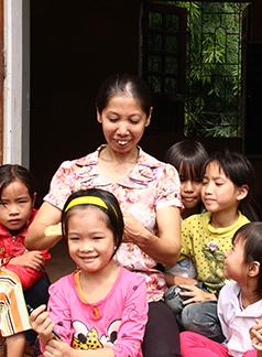 Cô Nguyễn Thị Hạ