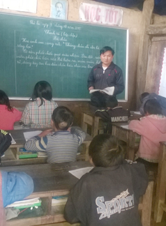 Thầy Đồng Văn Ty