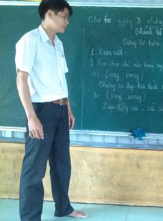 Thầy Dương Văn Bảy