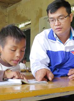Thầy Lường Văn Thọ