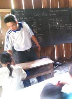 Thầy Nguyễn Hồng Hiệp