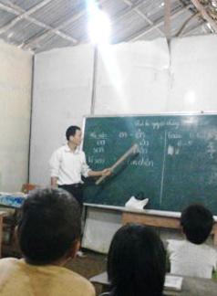 Thầy Nguyễn Văn Bình