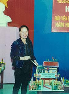Cô Lê Thị Hà Trang