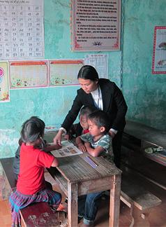 Cô Nguyễn Thị Vinh