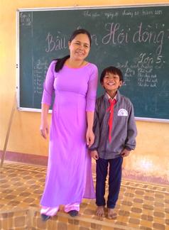Cô Nguyễn Thị Xuân Huyên