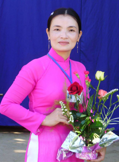 Cô Trần Thị Thu Thao