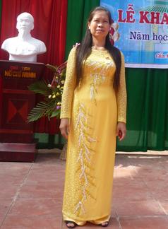 Cô Nông Thị Ngư