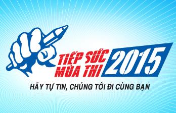 Tiếp sức mùa thi 2015