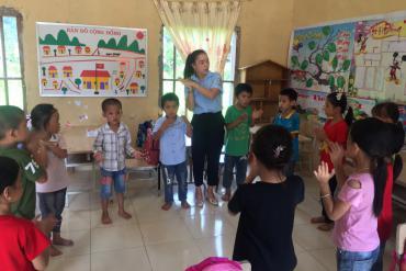 Bài 3: Chắp cánh ước mơ cho những học sinh dân tộc Dao